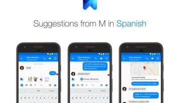 M, el asistente de Facebook ya entiende español