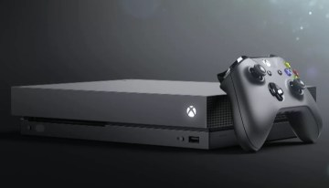 La espera a terminado, Microsoft presenta el nombre final de Project Scorpio: Xbox One X