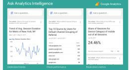 Próximamente Google Analytics aceptará instrucciones mediante la voz