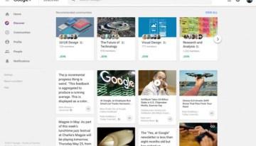 Google Plus estrena la pestaña descubrir