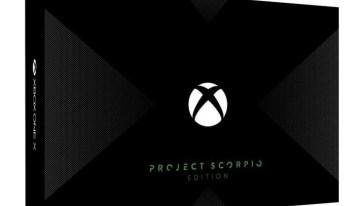 Microsoft presenta la edición limitada de Xbox One X