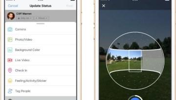 Facebook facilitará la creación de fotografías en 360 grados desde el celular
