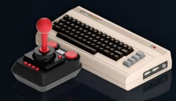 Commodore 64 regresa en una versión mini para principios de 2018