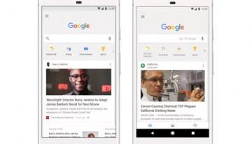 La app de Google es ahora más dinámica y personalizada