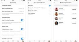 Instagram ahora permite seleccionar quien puede realizar comentarios