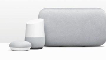 Google Home ya permite la localización de teléfonos