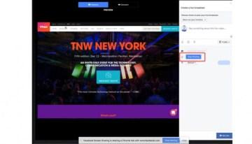 Facebook Live ahora permite compartir la pantalla
