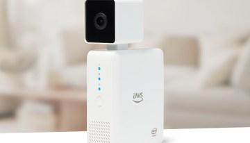 Intel y AMS presentanDeepLens, una videocámara inalámbrica preparada para el aprendizaje profundo