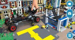 LEGO AR Studio combina el montaje de piezas tradicional con Realidad Aumentada