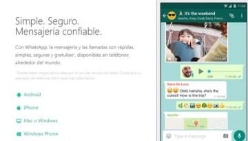 Pronto los usuarios de WhatsApp podrán usar stickers