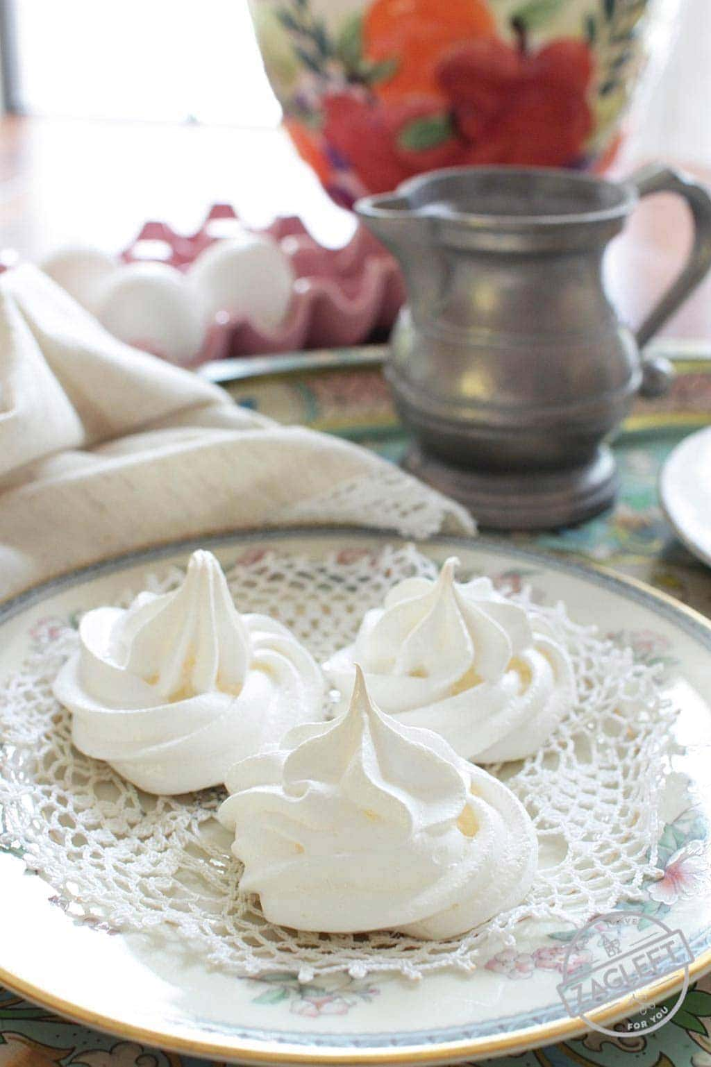 Perfect Meringue Cookies Recipe Small Batch One Dish