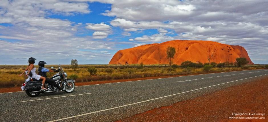 Uluru, Australia - Uluru Motorcycle Tours