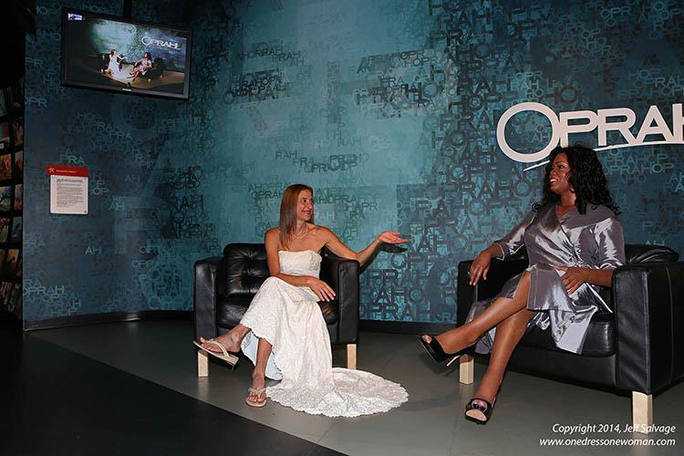 Madame Tussauds - Oprah Winfrey