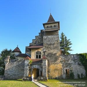 Castle Ostrozac - Bihac, Boznia
