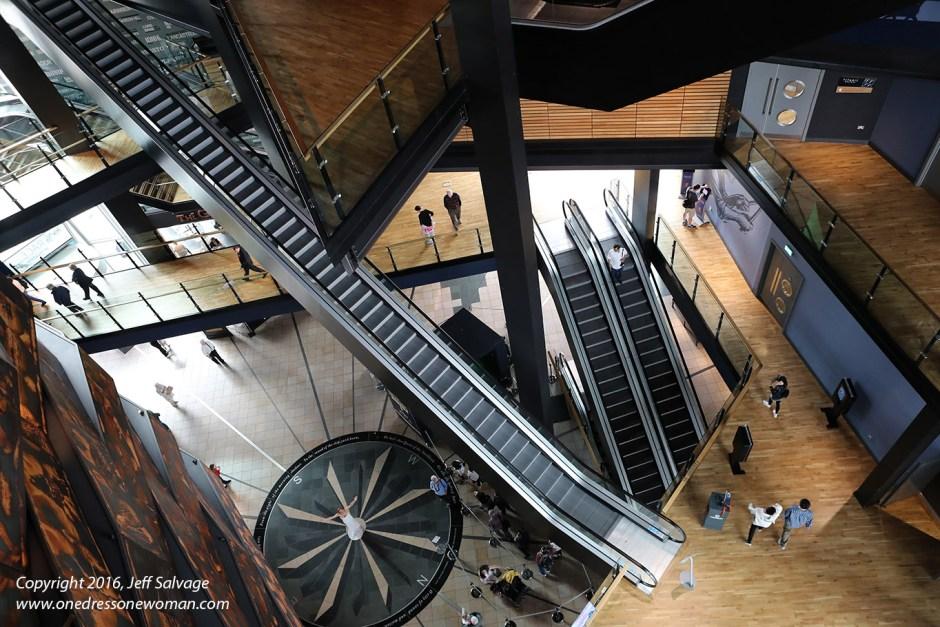 Titanic Experience Grand Hall