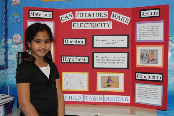 Science Fair Maker Faire Ms ChristieBlicks Class