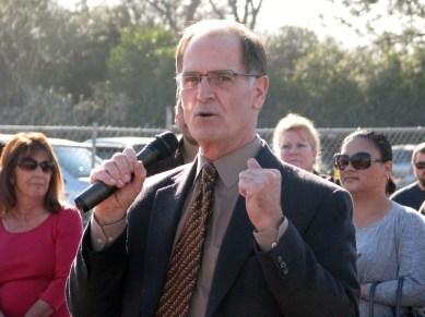 Murray Elementary School Celebrates Opening of Kindergarten Complex - Superintendent Stephen Hanke