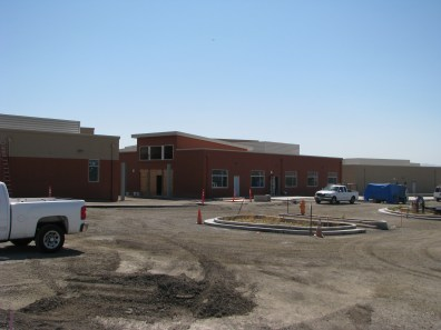 Amador Elementary School Construction Site Dublin California 8