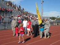 Special Olympics Soccer Event at Dublin High School 8