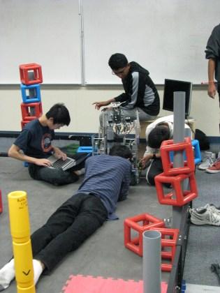 Dublin High School Robotics Club