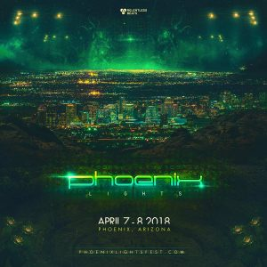 Arizona's Phoenix Lights Festival Returns In 2018 With A Brand New Home