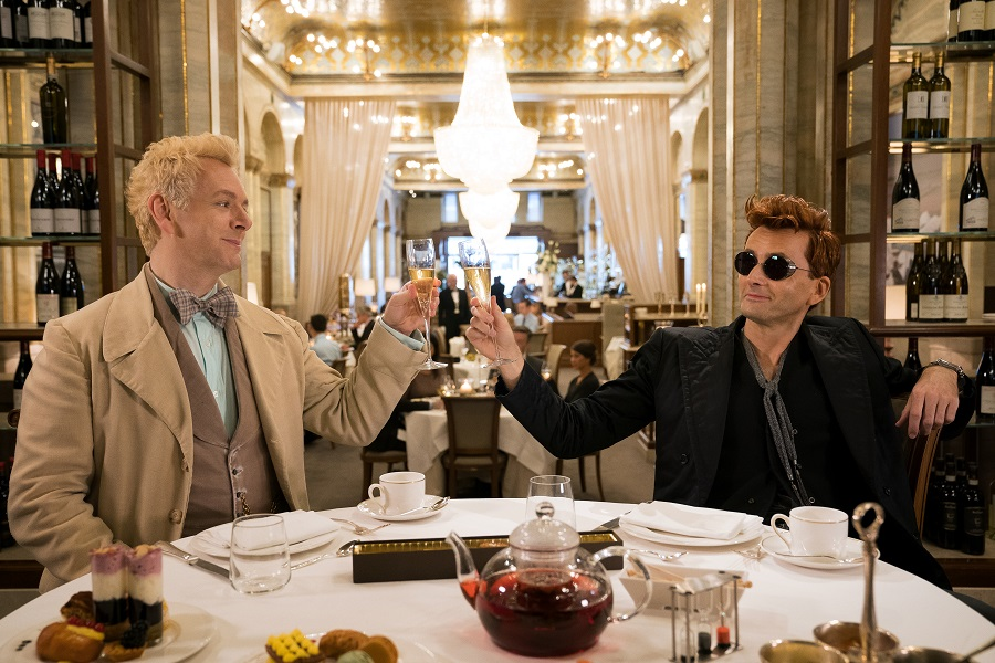 Good Choices – A Good Omens Fanfic