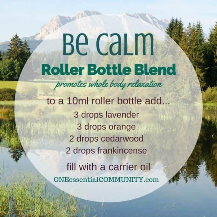 21 Roller Bottle Recipes For Emotions FREE PRINTABLE
