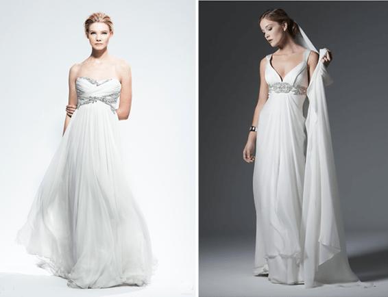 Wedding Dress Shapes & Styles