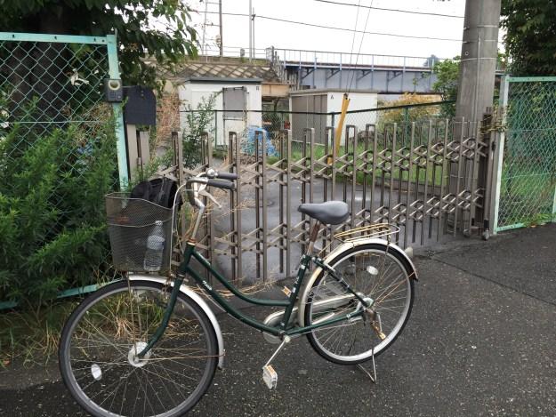 07式母型自転車1号