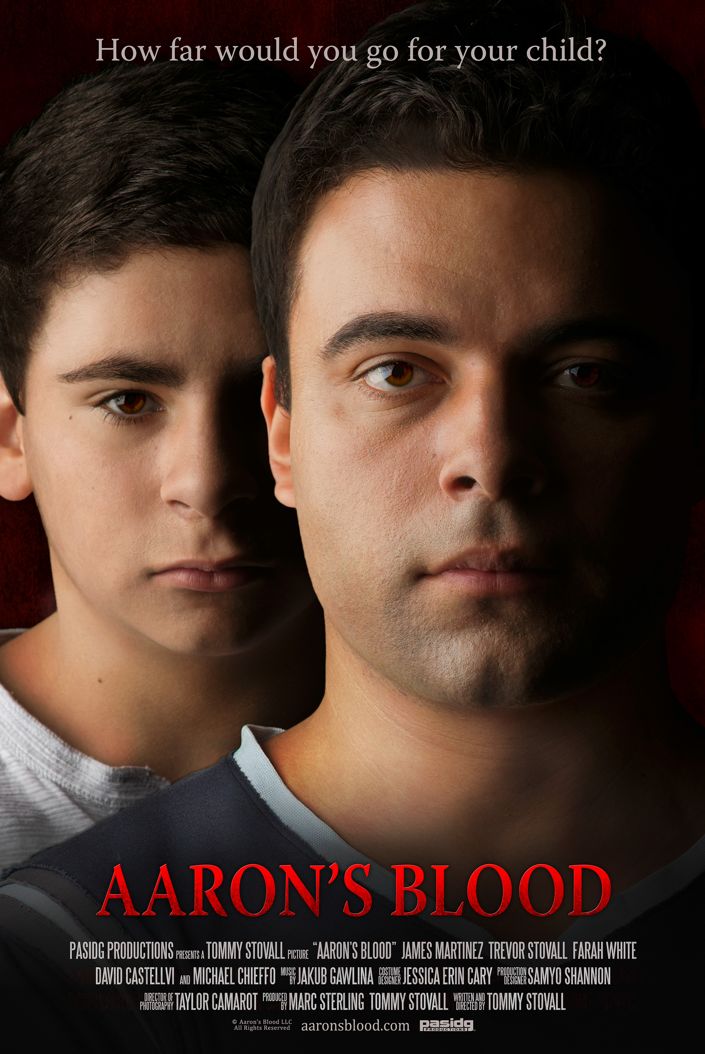 Image result for Aaron's Blood