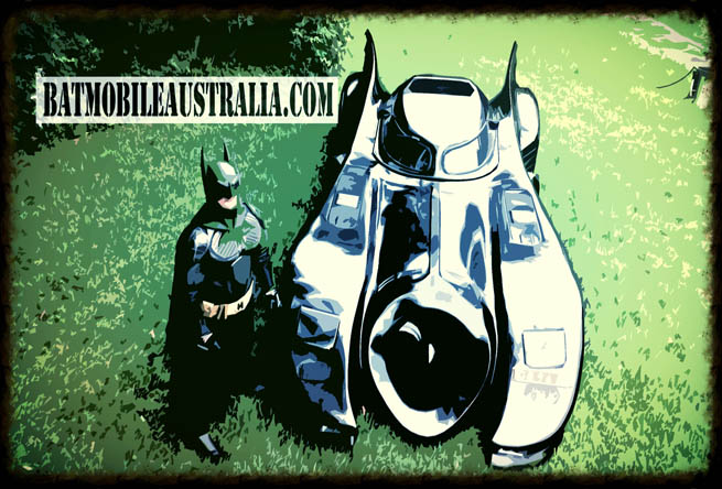 Batmobile AustraliaOne Fine Baby Fair 1