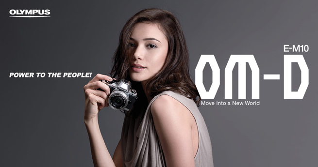 Olympus Cameras sponsor One Fine Baby fair 3