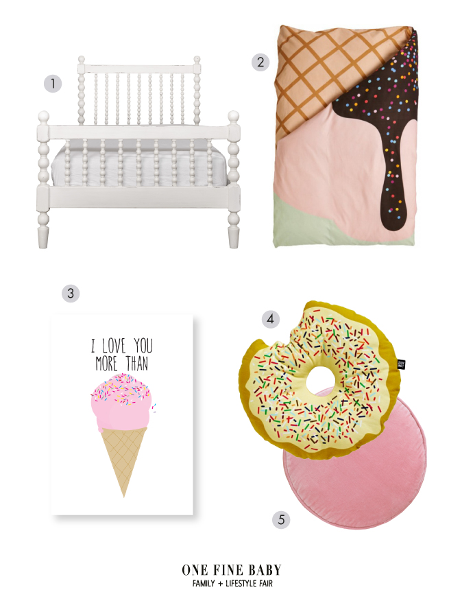 Shop: Sweet Dreams Collection One Fine Baby