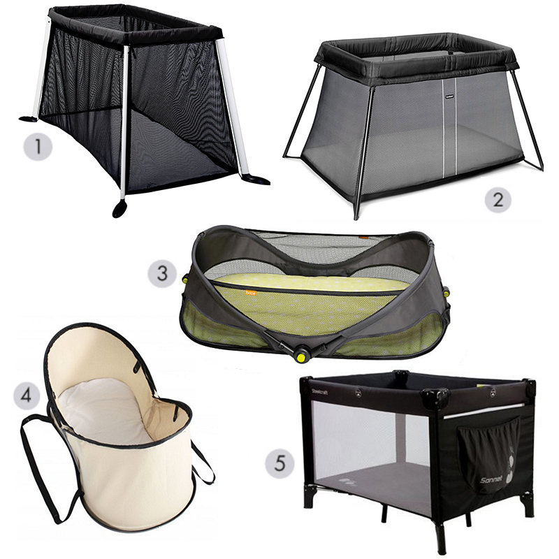 Travel Cot2
