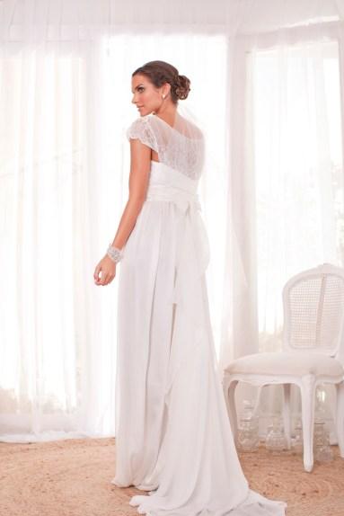 Anna Campbell , Indiana menyasszonyi ruha 2 / Anna Campbell, Indiana bridal dress 2 Forrás:www.annacampbell.com