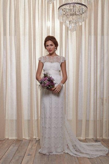 Anna Campbell , Isobel menyasszonyi ruha 2 / Anna Campbell ,Isobel bridal dress 2 Forrás:http://www.annacampbell.com.au/