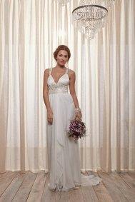 Anna Campbell , Sienna menyasszonyi ruha / Anna Campbell ,Sienna bridal dress Forrás:http://www.annacampbell.com.au/