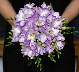 Frézia menyasszonyi csokor 2 / Freesias bridal bouquet 2 Forrás:http://heather-hartley.blogspot.hu
