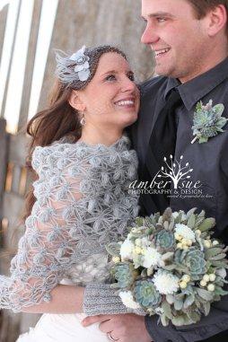 Horgolt esküvői vállkendő 2, Crocheted bridal shawl,shrag 2 Forrás:http://www.etsy.com