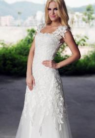 Horgolt menyasszonyi ruha 10 /Crocheted wedding dress 10 Forrás:https://marketplace.asos.com