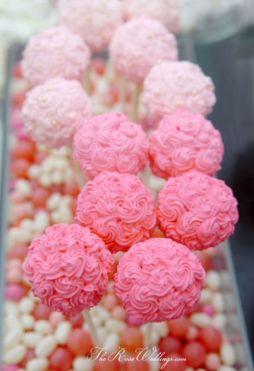 Ombre nyalókasüti / Ombre popcake Forrás:http://party-wagon.com
