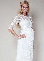 Várandós menyasszonyi ruha 10/ Pregnant-wedding-gowns 10 Forrás:http://www.tiffanyrose.com
