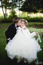 Elefántcsont színű tütü virágszirom szóró lányka ruha ,Ivory tutu flower girl dress Forrás:http://www.etsy.com/