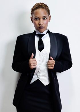 Koszorúslányok szmokingban 3 , Bridesmaids tuxedos 3 Forrás:http://www.tuxedojunction-lv.com/
