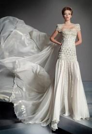 Blanka Matragi menyasszonyi ruha 13 , Blanka Matragi wedding gown 13 Forrás:http://www.blankamatragi.cz