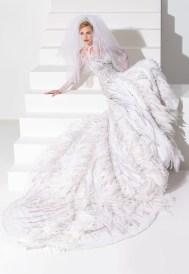 Blanka Matragi menyasszonyi ruha 14 , Blanka Matragi wedding gown 14 Forrás:http://www.blankamatragi.cz