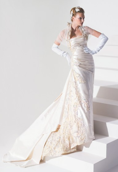 Blanka Matragi menyasszonyi ruha 18 , Blanka Matragi wedding gown 18 Forrás:http://www.blankamatragi.cz