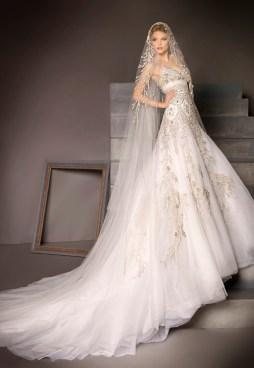 Blanka Matragi menyasszonyi ruha 9 , Blanka Matragi wedding gown 9 Forrás:http://www.blankamatragi.cz