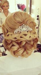 Fonott menyasszonyi frizura 8 , Bridal hair braids 8 Forrás:www.elstile.ru