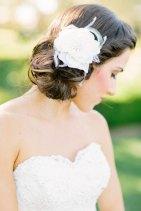 Menyasszonyi frizura ,hosszú barna hajból 22, Bridal long brown hair 22 Forrás:http://www.etsy.com
